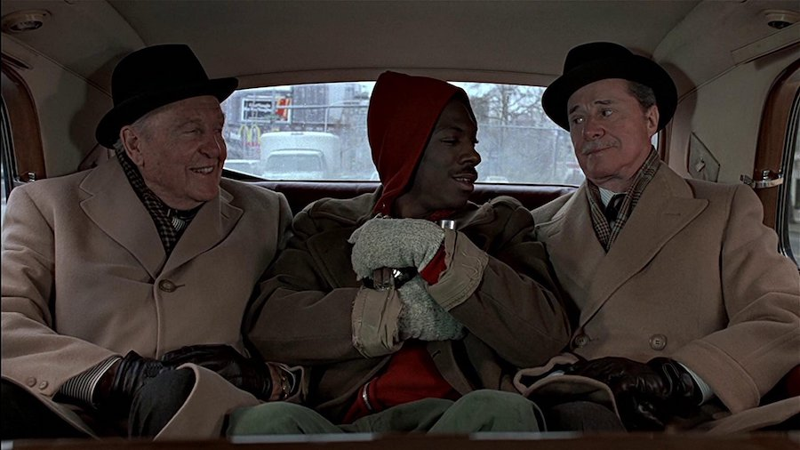 Paramount Celebrates Anniversaries of Eddie Murphy's 'Trading Places' and 'Coming to America' June 12 on Blu-ray
