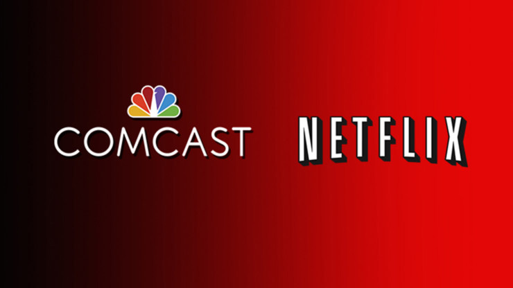 Comcast, Netflix Expand Partnership