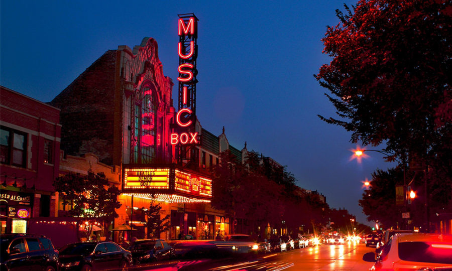 Theaters Partnering for Online Content, Live Event Service