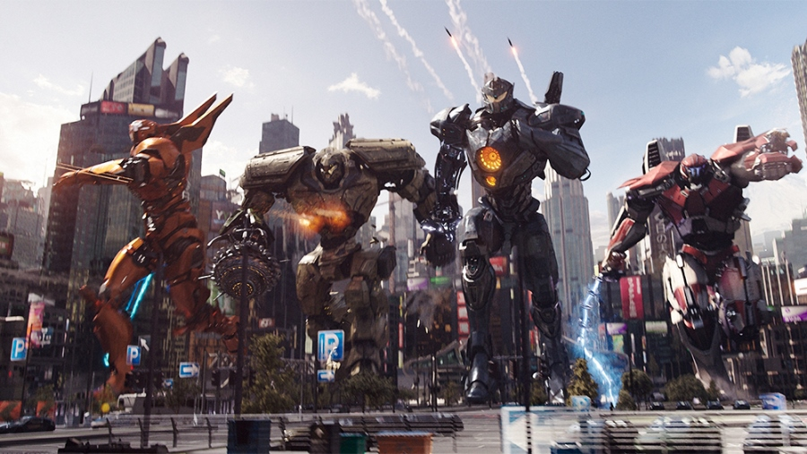'Pacific Rim Uprising' Arrives in Homes in June