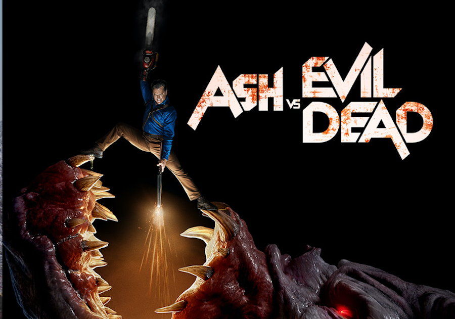 'Ash vs Evil Dead: Season 3' Due on Digital May 25, Disc Aug. 21 from Lionsgate