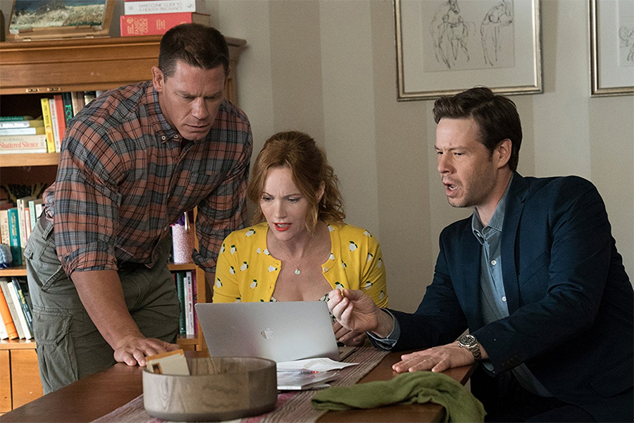 'Blockers' Unimpeded in Path to Top of Home Video Charts