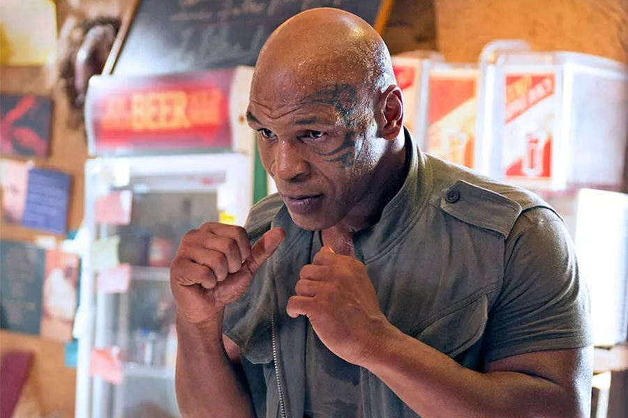 Tyson, Seagal Flick 'China Salesman' on Disc June 26