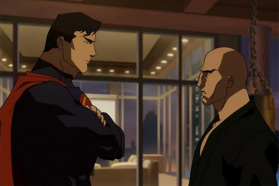 Animated 'Death of Superman' Released Digitally July 24, on Disc Aug. 7
