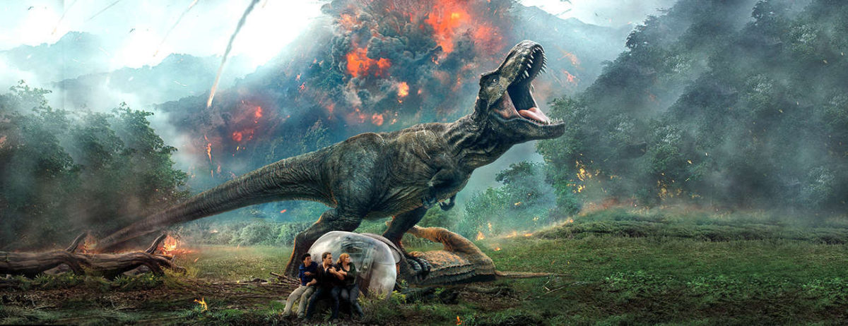 'Jurassic World: Fallen Kingdom' Coming to Home Video in September