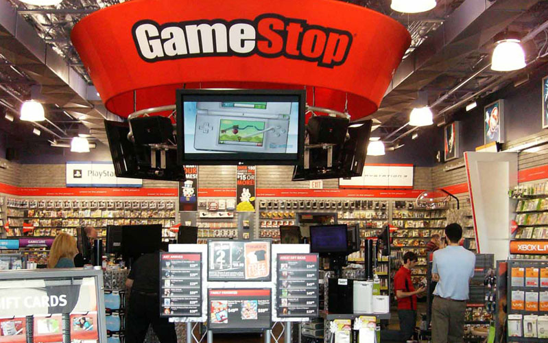 GameStop Q1 Profit Declines 52%; Company Names Interim CEO