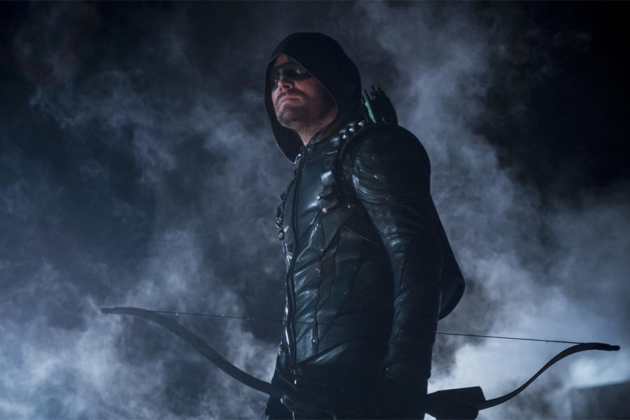 'Arrow' Season Six on Disc Aug. 14