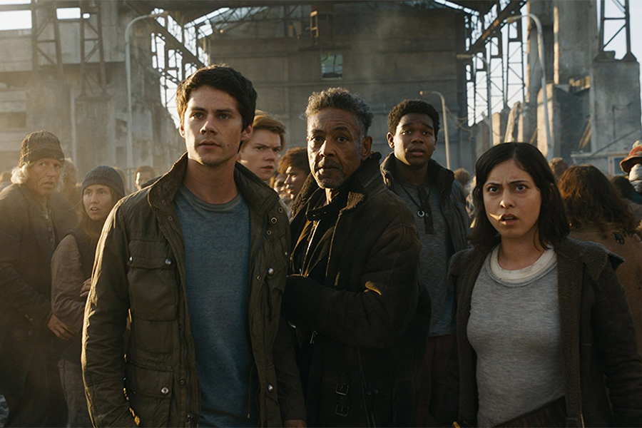 'Maze Runner' Finale Finds Path to Top Spot on Disc Sales Chart