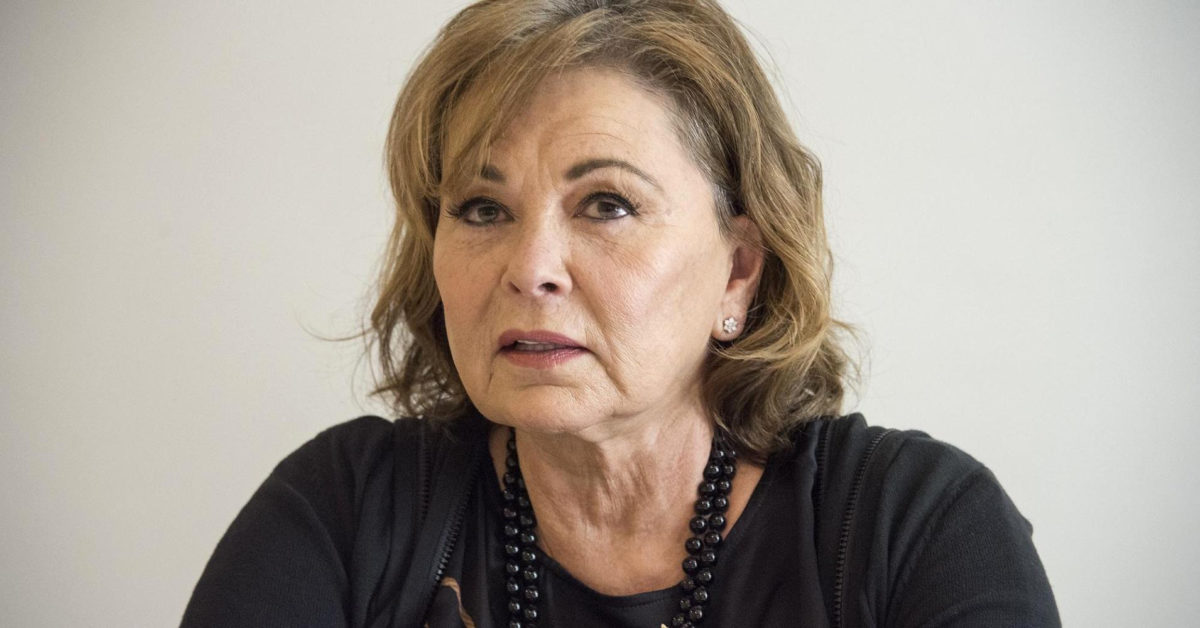 No 'Thoughts and Prayers' for Roseanne