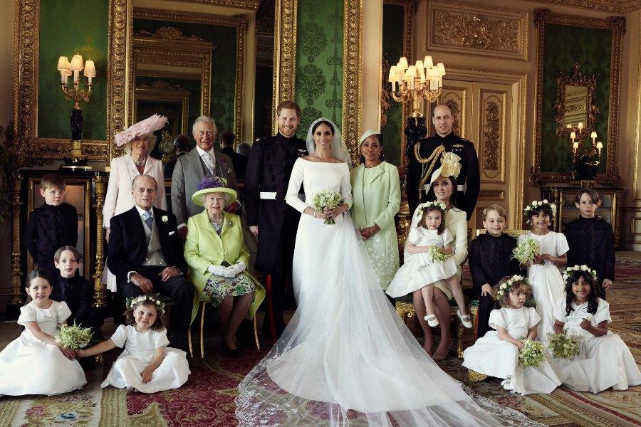 Royal Wedding Skyrockets TV, Online Viewing