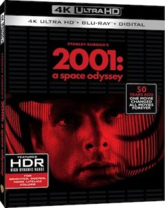 2001: A Space Odyssey' to Debut on 4K Ultra HD Dec  18 From