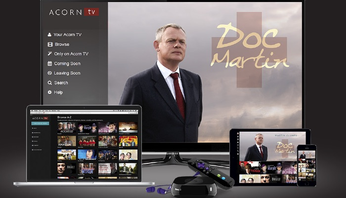 Acorn TV Expanding to Latin America