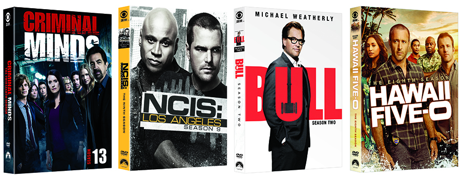 'Criminal Minds: Season 13,' 'Bull: Season 2' Among Latest Batch of CBS TV DVD Announcements