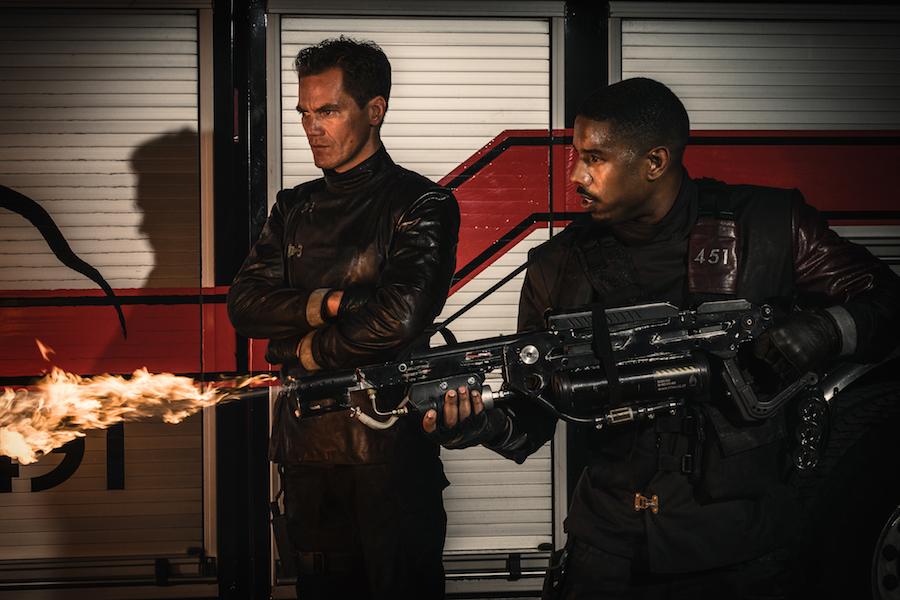 HBO's 'Fahrenheit 451' Due June 18 on Digital, Sept. 18 on Disc