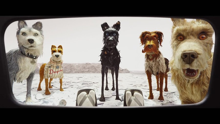 'Isle of Dogs' Due June 26 on Digital, July 17 on Disc
