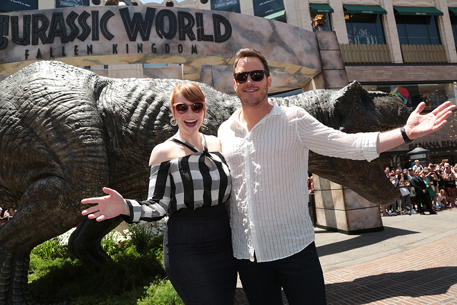 'Jurassic World' Unboxed