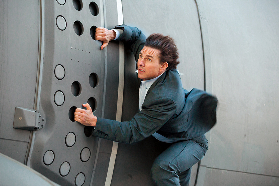 Paramount Releasing 'Mission: Impossible' Movies on 4K UHD Blu-ray