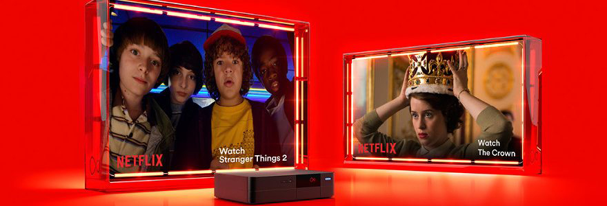 Virgin Media Ups Netflix Relationship