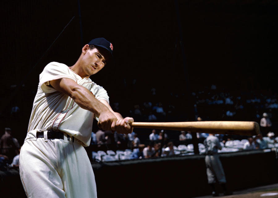 PBS 'American Masters' Documentary on Baseball's Ted Williams to Bow July 24 on DVD and Digital