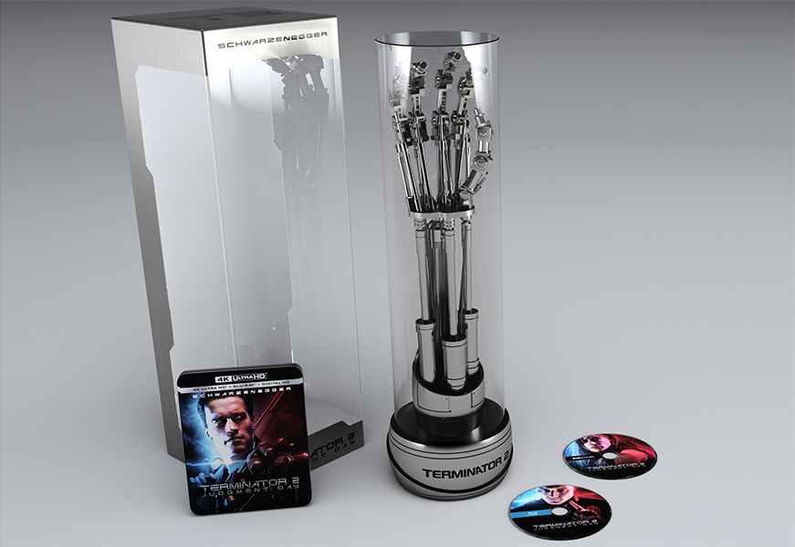 'Terminator 2: Judgment Day' 4K Collector's Set Due July 17