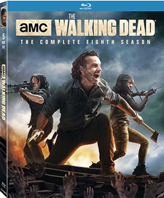 Season 8 of 'The Walking Dead' Coming to Disc Aug. 21 From Lionsgate