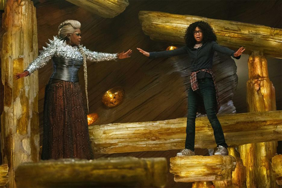 'Wrinkle in Time' Bumps 'Black Panther' From Top of Disc Sales Charts