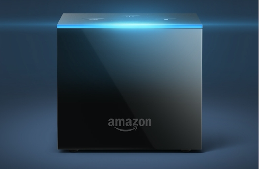 Amazon Introduces Voice-Controlled Fire TV Cube