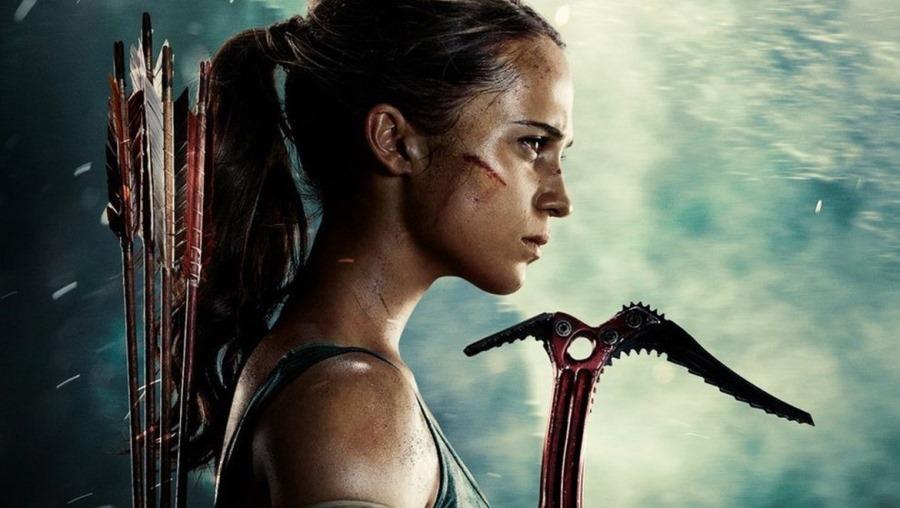 'Tomb Raider' Tops Redbox Kiosk, On Demand Charts