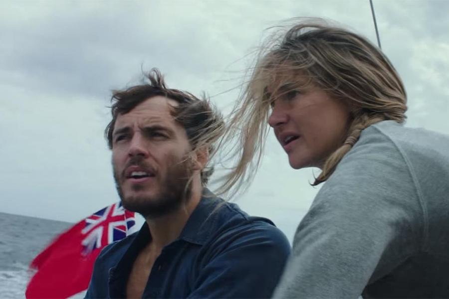 Universal Releasing 'Adrift' Digitally Aug. 21, on Disc Sept. 4