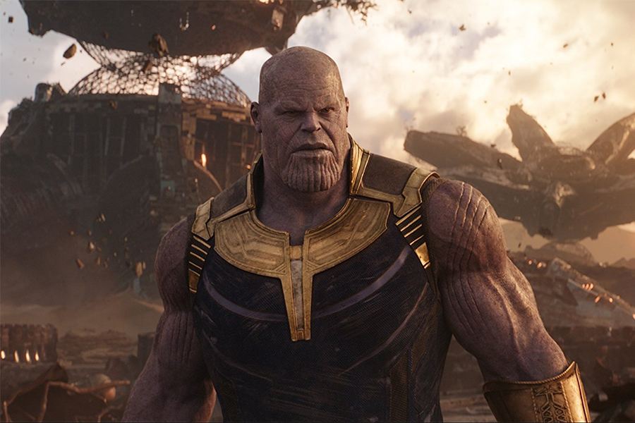 'Avengers: Infinity War' Debuts at No. 3 on Redbox Kiosk Chart