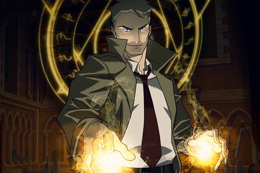 Warner Releasing 'Constantine: City of Demons' Oct. 9