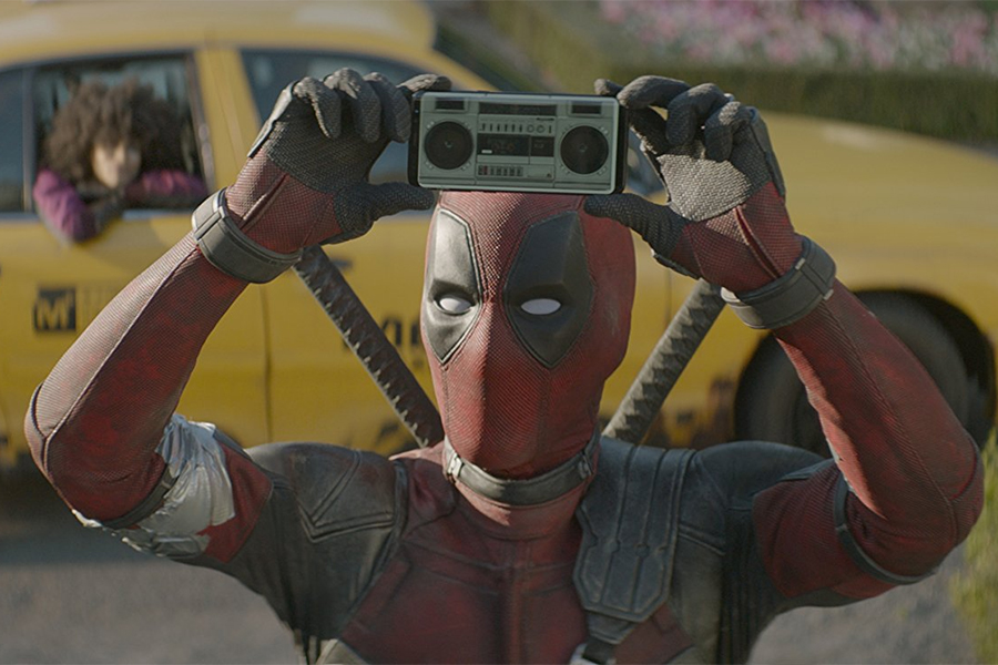 Black Friday Fuels Return of 'Deadpool 2' to No. 1 on Disc Sales Charts