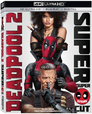 Fox Planning Major 'Deadpool 2' Blu-ray Push at Comic-Con