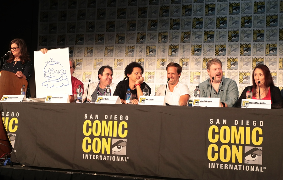 Netflix's Comic-Con 'Disenchantment' – Media Play News