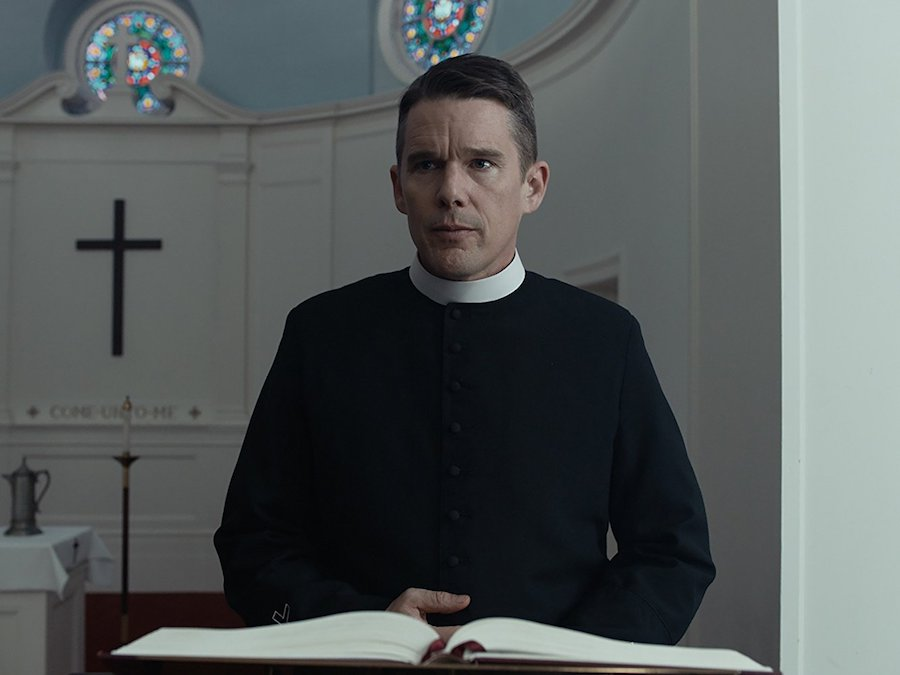 Ethan Hawke Film 'First Reformed' Due Aug. 21 on Disc From Lionsgate