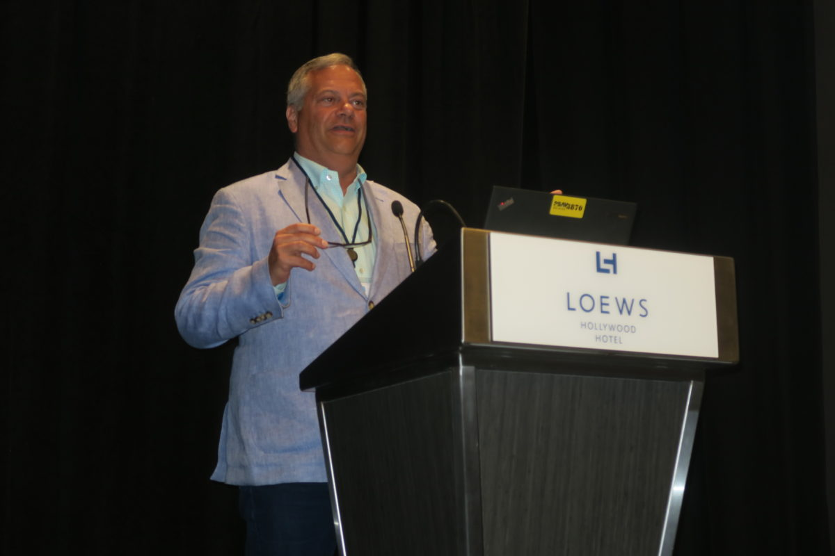 LAES Keynoter Sondheim: Indies Must Maintain Legacy Disc Business While Embracing Digital Futures