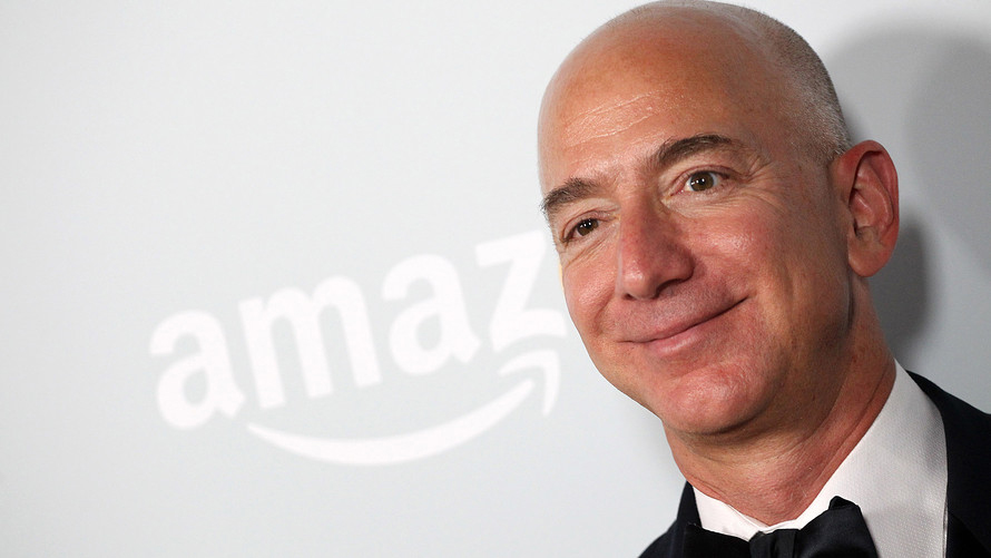 Jeff Bezos: 'Amazon Not Too Big to Fail'