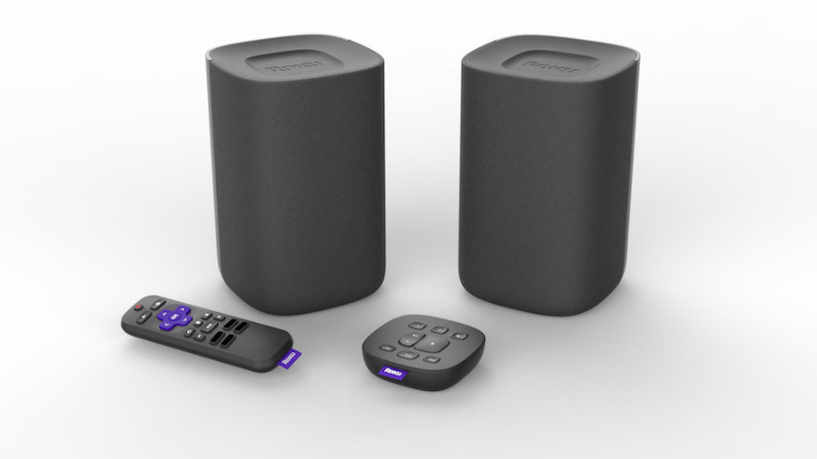 Roku Introduces Roku TV Wireless Speakers