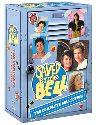 Shout! Factory to Release 'Saved by the Bell' DVD Boxed Set