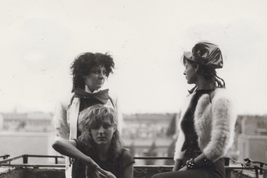 MVD in Deal for Music Doc on Punk Girl Band The Slits