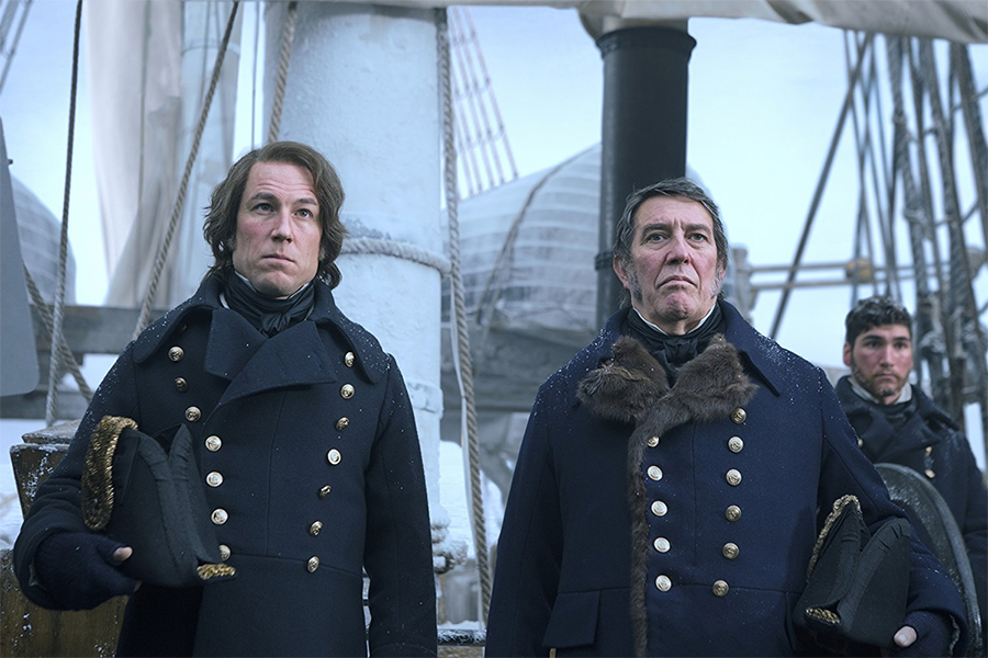 Lionsgate Releasing Season 1 of AMC's 'The Terror' on Blu-ray and DVD Aug. 21