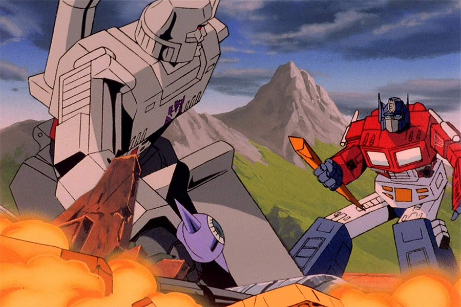 Shout!, Hasbro, Fathom Holding Animated 'Transformers' Movie Screening Sept. 27