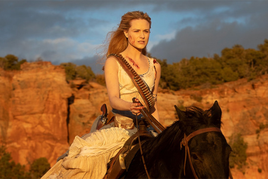 Second Season of 'Westworld' on Disc Dec. 4