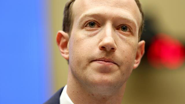Activist Investor Group Wants Zuckerberg Out as Facebook Chairman