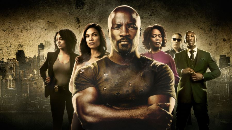 Marvel S Luke Cage Ps 13 Reasons Why From Top Spot On Digital Originals Chart Parrot Says Media Play News