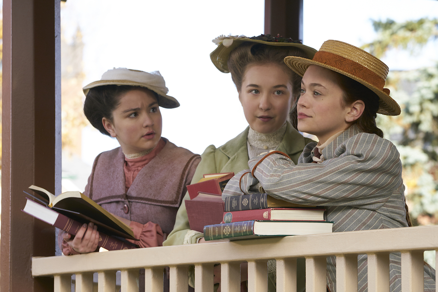 'Hillary' Miniseries, Third Installment of 'Anne of Green Gables' Due on Digital and Disc from PBS