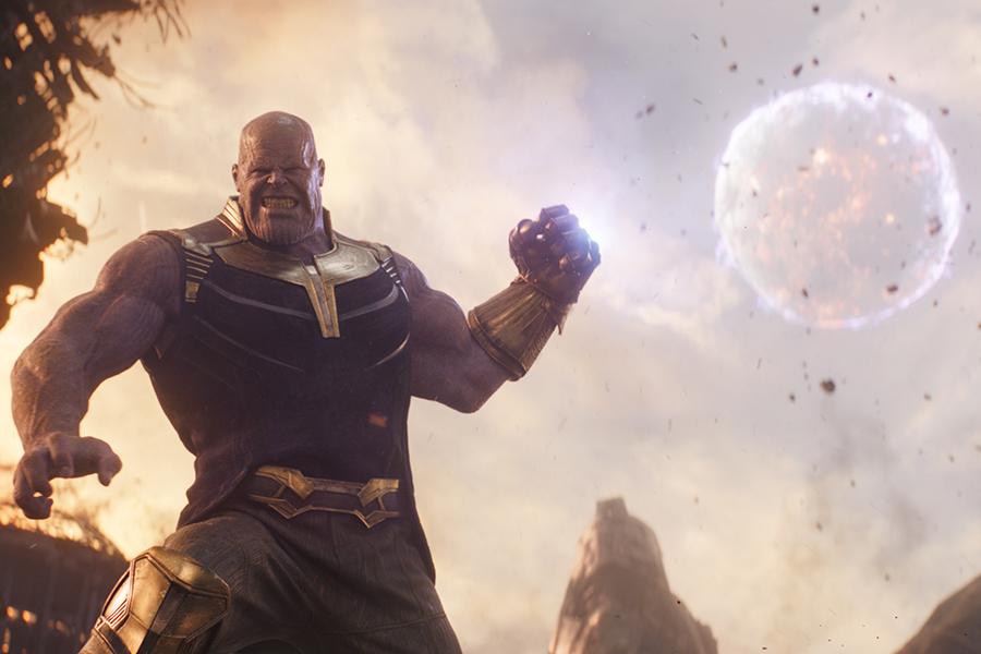 'Avengers: Infinity War' Tops 2018 Disc Sales; 'Venom' Leads in December