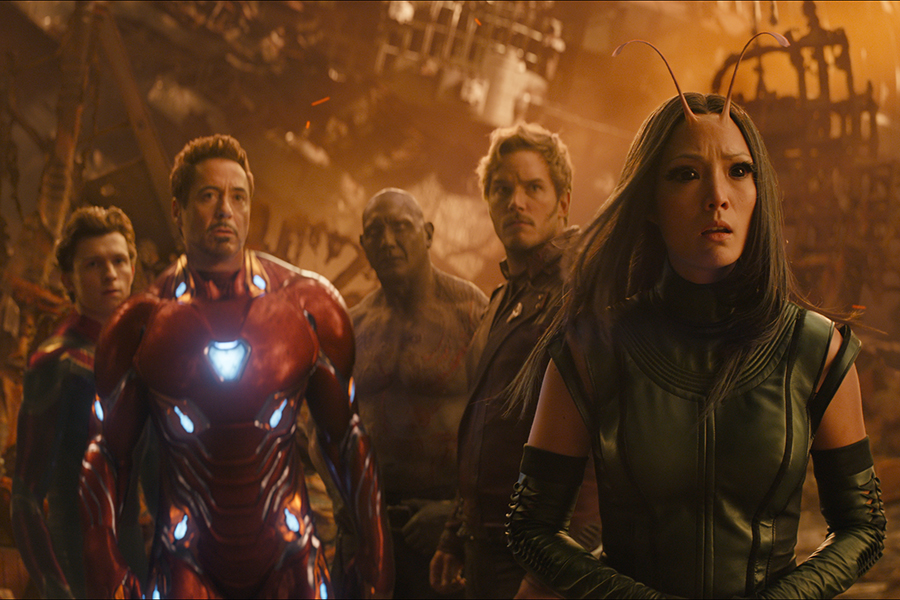 'Avengers: Infinity War' Disc Debut Dominates Sales Charts