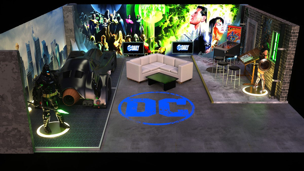DC Universe SVOD Service Bowing 'DC Daily' News Show