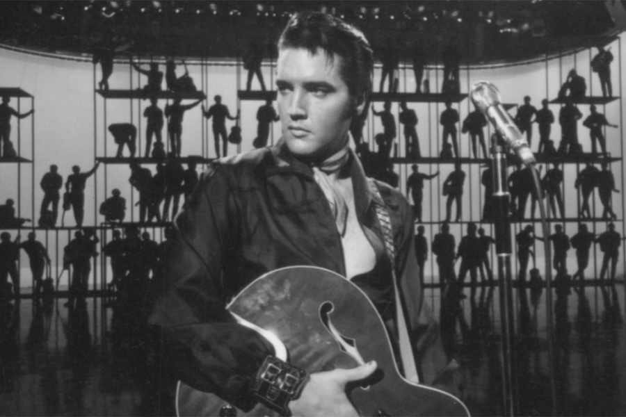 Sony Bringing Documentary 'Elvis Presley: The Searcher' to Disc Oct. 16
